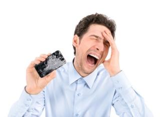 Téléphone cassé morbihan 56