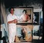 BERTRAN peintre papa