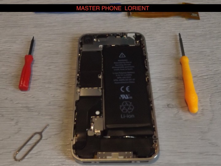 Réparation téléphone lorient.